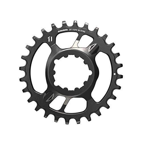 チェーンリング ギア パーツ 自転車 コンポーネント 11.6218.018.009 SRAM X-Sync 11Sp 38T DM 6 Offset C-Ringチェーンリング ギア パーツ 自転車 コンポーネント 11.6218.018.009