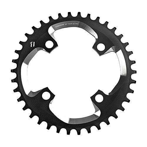 チェーンリング ギア パーツ 自転車 コンポーネント 11.6218.012.004 SRAM X01 94BCD 1x11-Speed Chain Ring, 38Tチェーンリング ギア パーツ 自転車 コンポーネント 11.6218.012.004