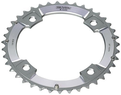 チェーンリング ギア パーツ 自転車 コンポーネント CRT39XXS SRAM Xx Ring 39T/120mm S-Pin Bb30, Tungsten Grayチェーンリング ギア パーツ 自転車 コンポーネント CRT39XXS