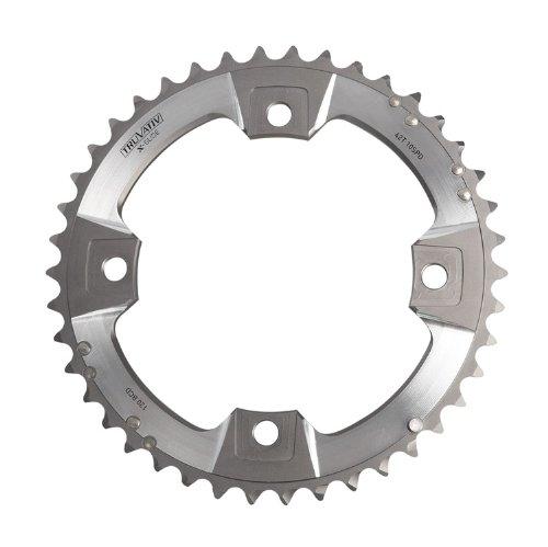 チェーンリング ギア パーツ 自転車 コンポーネント CRT42XXS SRAM Xx Ring 42T/120mm S-Pin Bb30, Tungsten Grayチェーンリング ギア パーツ 自転車 コンポーネント CRT42XXS