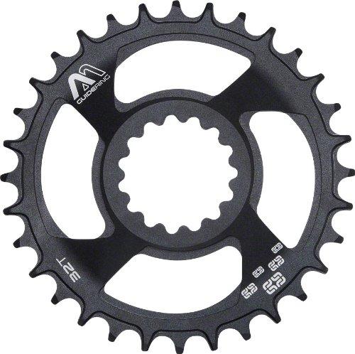 チェーンリング ギア パーツ 自転車 コンポーネント CR20-M-DIR-36-K e*thirteen Direct Mount M Profile Guide Ring 36t Black 10/11spdチェーンリング ギア パーツ 自転車 コンポーネント CR20-M-DIR-36-K