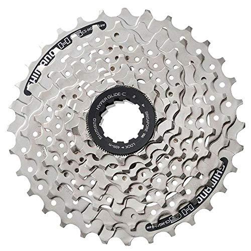 スプロケット フリーホイール ギア パーツ 自転車 E-CSHG418130 Shimano 8 Speed Mountain Bike Cassette 11-30Tスプロケット フリーホイール ギア パーツ 自転車 E-CSHG418130