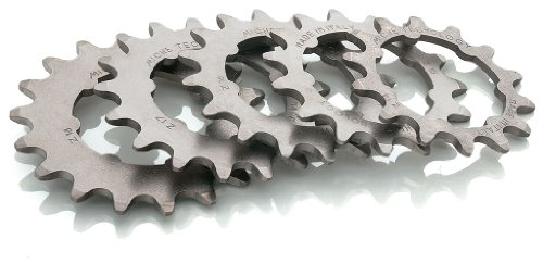 スプロケット フリーホイール ギア パーツ 自転車 MS14 Miche Fixed Sprocket Unisex 1/8 Track Sprocket - Silver, 14 toothスプロケット フリーホイール ギア パーツ 自転車 MS14