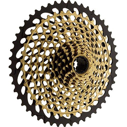 スプロケット フリーホイール ギア パーツ 自転車 00.2418.072.000 SRAM XG-1299 XX1 Eagle 12-Speed Cassette Gold, 10-50tスプロケット フリーホイール ギア パーツ 自転車 00.2418.072.000