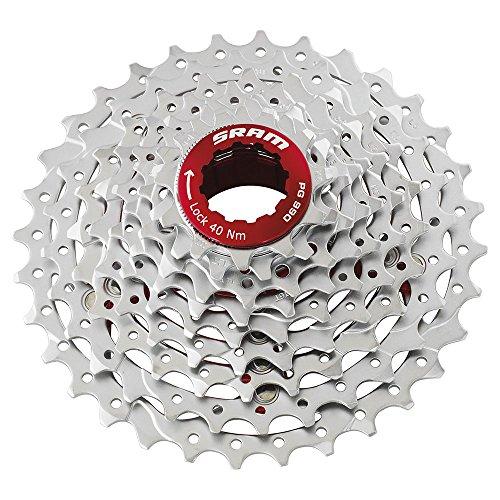 スプロケット フリーホイール ギア パーツ 自転車 143991 SRAM PG990 Bicycle Cassette (9-Speed, 11-34T)スプロケット フリーホイール ギア パーツ 自転車 143991