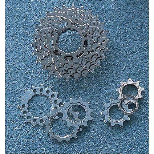 スプロケット フリーホイール ギア パーツ 自転車 I-CSHG70S9926 Shimano Capreo 9 Speed FHF700 Cassette - Silver, 9-26 Teethスプロケット フリーホイール ギア パーツ 自転車 I-CSHG70S9926