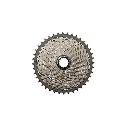 スプロケット フリーホイール ギア パーツ 自転車 I-CSM8000142 SHIMANO XT CS-M8000 Cassette Silver, 11-42スプロケット フリーホイール ギア パーツ 自転車 I-CSM8000142