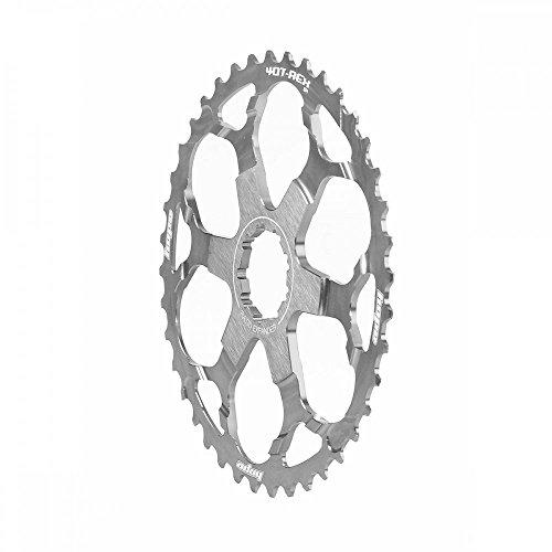 スプロケット フリーホイール ギア パーツ 自転車 Hope T-Rex Ratio Expander Cog 40T for Shimano Silverスプロケット フリーホイール ギア パーツ 自転車
