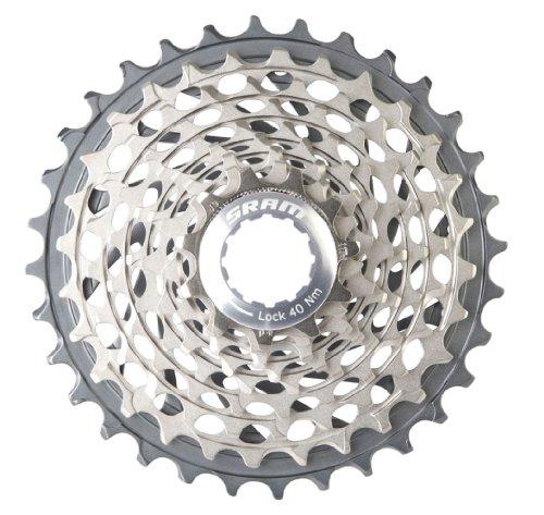 スプロケット フリーホイール ギア パーツ 自転車 145801 SRAM X G999 11-32T 9-Speed Cassetteスプロケット フリーホイール ギア パーツ 自転車 145801