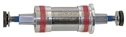 ボトムブラケット ギア パーツ 自転車 コンポーネント 359267 【送料無料】Neco 68 x 131 mm SRQ/JIS Aluminum Sealed Cartridge Bottom Bracket ENG with Boltsボトムブラケット ギア パーツ 自転車 コンポーネント 359267