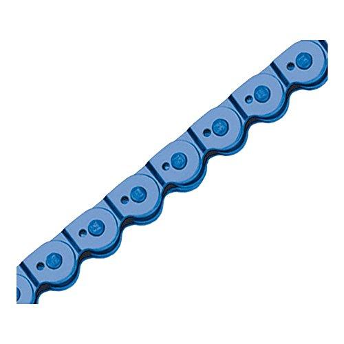 チェーン パーツ 自転車 コンポーネント サイクリング 10107501 Point 6 speed chains Magic Colour Kette 1speed 6/7/8 speed chains blau blueチェーン パーツ 自転車 コンポーネント サイクリング 10107501
