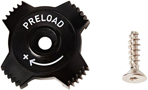フォーク パーツ 自転車 コンポーネント サイクリング R5242000 RockShox Preload Adjuster Knob 06-11 Tora Trail/13-14 Xc28-11.4015.242.000フォーク パーツ 自転車 コンポーネント サイクリング R5242000
