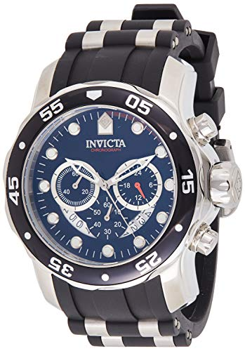 インヴィクタ インビクタ プロダイバー 腕時計 メンズ 21927 【送料無料】Invicta Men's 'Pro Diver' Quartz Stainless Steel and Silicone Watch, Color:Black (Model: 21927)インヴィクタ インビクタ プロダイバー 腕時計 メンズ 21927