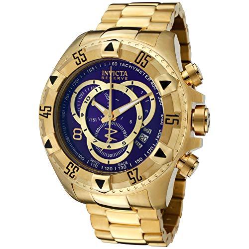 インヴィクタ インビクタ リザーブ 腕時計 メンズ INVICTA-6469 【送料無料】Invicta Men's Excursion Quartz Stainless-Steel Strap, Gold, 26 Casual Watch (Model: 6469)インヴィクタ インビクタ リザーブ 腕時計 メンズ INVICTA-6469