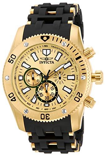 インヴィクタ インビクタ シースパイダー 腕時計 メンズ 14861 【送料無料】Invicta Men's 14861 Sea Spider Analog Swiss-Quartz Black Watchインヴィクタ インビクタ シースパイダー 腕時計 メンズ 14861