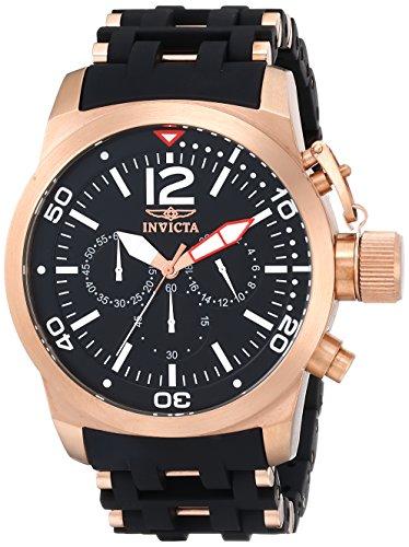 腕時計 インヴィクタ インビクタ シースパイダー メンズ 14864 【送料無料】Invicta Men's 14864 Sea Spider Analog Display Japanese Quartz Black Watch腕時計 インヴィクタ インビクタ シースパイダー メンズ 14864