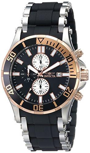インヴィクタ インビクタ シースパイダー 腕時計 メンズ 13666 Invicta Men's 13666 Sea Spider Collection Scuba Chronograph Watchインヴィクタ インビクタ シースパイダー 腕時計 メンズ 13666