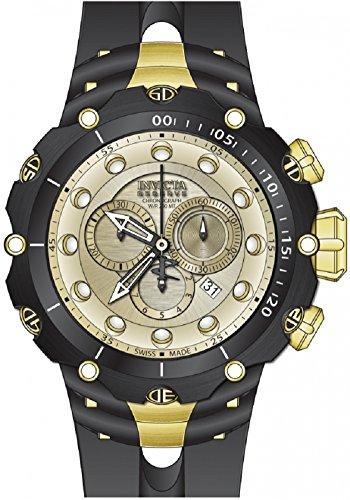 インヴィクタ インビクタ ベノム 腕時計 メンズ 【送料無料】Invicta Men's 80480 Venom Quartz Chronograph Champagne Dial Watchインヴィクタ インビクタ ベノム 腕時計 メンズ