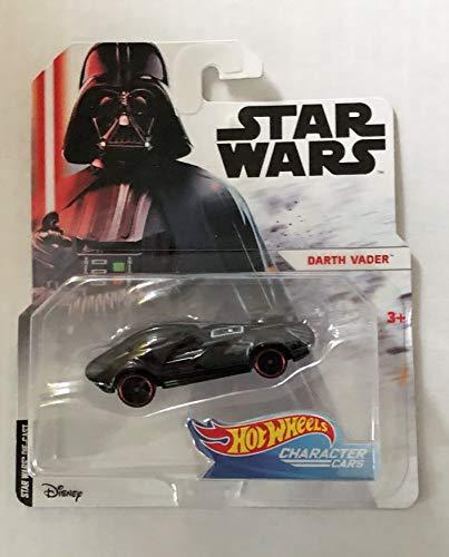 無料ラッピングでプレゼントや贈り物にも 逆輸入並行輸入送料込 ホットウィール マテル ミニカー 至上 ホットウイール 送料無料 Hot Wheels Star Vader Darth お中元 Character Carホットウィール Wars