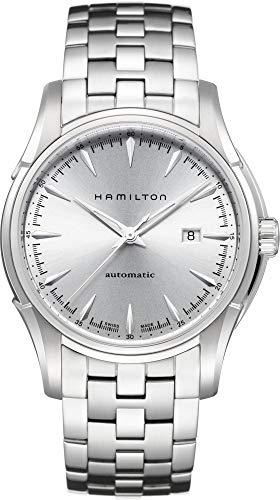ハミルトン 腕時計 メンズ H32715151 【送料無料】Hamilton Jazzmaster Viewmatic Silver Dial Mens Watch H32715151ハミルトン 腕時計 メンズ H32715151