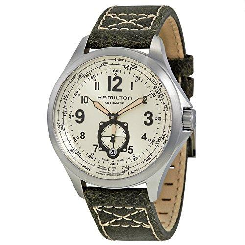 ハミルトン 腕時計 メンズ H76655723 【送料無料】Hamilton Khaki Aviation QNE Auto Men's watch #H76655723ハミルトン 腕時計 メンズ H76655723