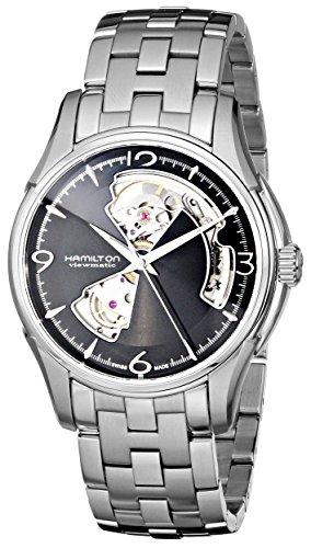 ハミルトン 腕時計 メンズ HML-H32565135 【送料無料】Hamilton Men's HML-H32565135 Jazzmaster Black Dial Watchハミルトン 腕時計 メンズ HML-H32565135