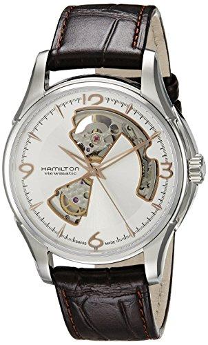 腕時計 ハミルトン メンズ H32565555 【送料無料】Hamilton Men's Open Heart Watch #H32565555腕時計 ハミルトン メンズ H32565555