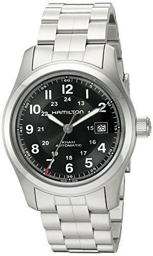 ハミルトン 腕時計 メンズ H70515137 【送料無料】Hamilton Men's H70515137 Khaki Field Automatic Watchハミルトン 腕時計 メンズ H70515137