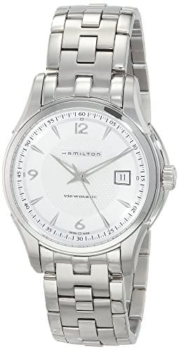 ハミルトン 腕時計 メンズ H32515155 【送料無料】Hamilton Men's H32515155 Jazzmaster Viewmatic Silver Dial Watchハミルトン 腕時計 メンズ H32515155