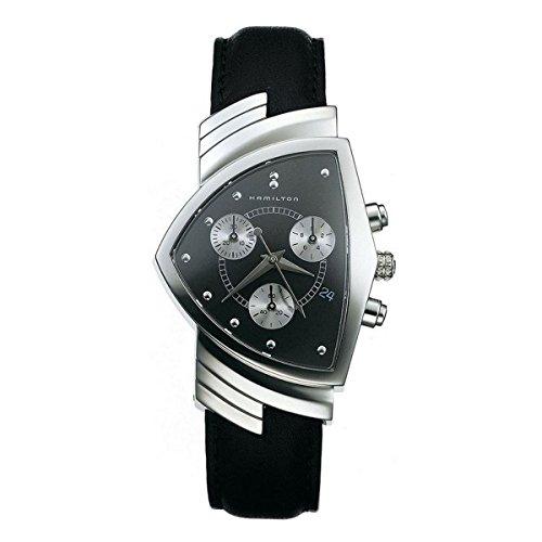 ハミルトン 腕時計 メンズ H24412732 【送料無料】Hamilton Men's H24412732 Ventura Chronograph Watchハミルトン 腕時計 メンズ H24412732