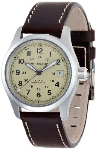 腕時計 ハミルトン メンズ H70455523 【送料無料】Hamilton Men's H70455523 Khaki Field Automatic Watch腕時計 ハミルトン メンズ H70455523
