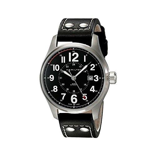 ハミルトン 腕時計 メンズ 42 【送料無料】Hamilton Men's Watches Khaki Field Auto Officer H70615733 - WWハミルトン 腕時計 メンズ 42