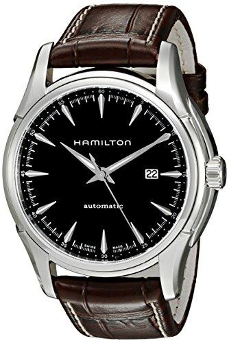 """ハミルトン 腕時計 メンズ H32715531 【送料無料】Hamilton Men""""s H32715531 Jazzmaster Viewmatic Black Dial Watchハミルトン 腕時計 メンズ H32715531"""