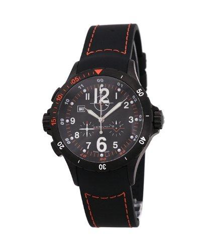 ハミルトン 腕時計 メンズ H74592333 【送料無料】Hamilton Men's H74592333 Khaki Field GMT Watchハミルトン 腕時計 メンズ H74592333