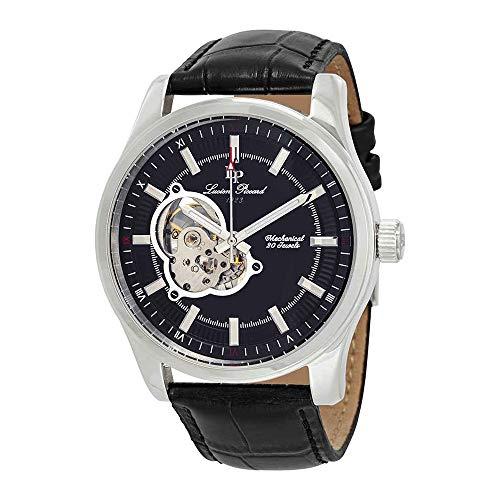 ルシアンピカール 腕時計 メンズ LP-40006M-01 【送料無料】Lucien Piccard Morgana Open Heart Mechanical Hand Wind Men's Watch LP-40006M-01ルシアンピカール 腕時計 メンズ LP-40006M-01