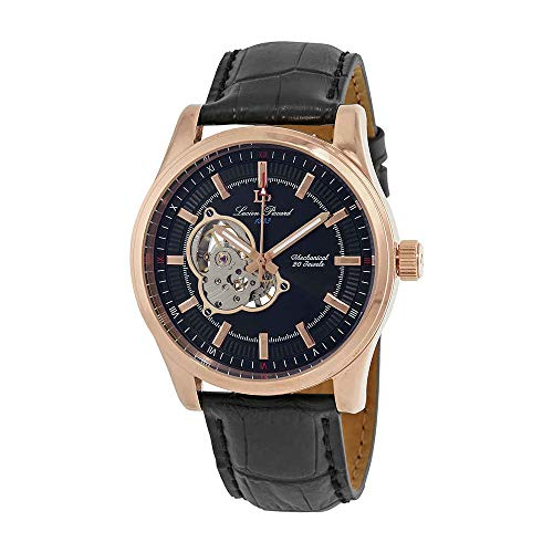 ルシアンピカール 腕時計 メンズ LP-40006M-RG-01 【送料無料】Lucien Piccard Morgana Open Heart Mechanical Hand Wind Men's Watch LP-40006M-RG-01ルシアンピカール 腕時計 メンズ LP-40006M-RG-01
