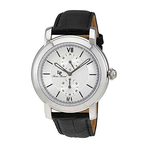 ルシアンピカール 腕時計 メンズ LP-40026-02S 【送料無料】Lucien Piccard Spiga Dual Time Men's Watch 40026-02Sルシアンピカール 腕時計 メンズ LP-40026-02S