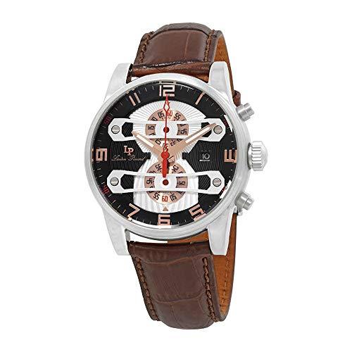 ルシアンピカール 腕時計 メンズ LP-40045-01-RA Lucien Piccard Bosphorus Chronograph Men's Watch LP-40045-01-RAルシアンピカール 腕時計 メンズ LP-40045-01-RA
