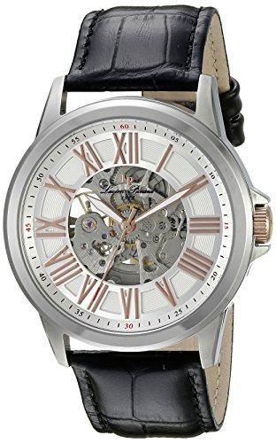 ルシアンピカール 腕時計 メンズ LP-12683A-02S-RA Lucien Piccard Men's LP-12683A-02S-RA Calypso Analog Display Automatic Self Wind Black Watchルシアンピカール 腕時計 メンズ LP-12683A-02S-RA