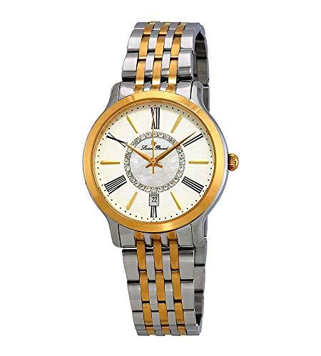 ルシアンピカール 腕時計 レディース LP-40004-SG-22S 【送料無料】Lucien Piccard Sofia Mother of Pearl Dial Ladies Watch 40004-SG-22Sルシアンピカール 腕時計 レディース LP-40004-SG-22S
