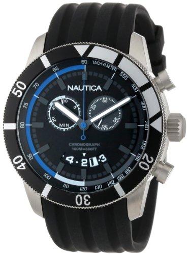 腕時計 ノーティカ メンズ N17583G 【送料無料】Nautica Men's N17583G NSR 08 Sporty Resin Watch腕時計 ノーティカ メンズ N17583G