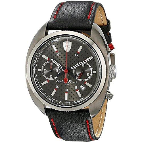 フェラーリ 腕時計 メンズ 830209 Ferrari Men's 830209 Formula Sportiva Analog Display Quartz Black Watchフェラーリ 腕時計 メンズ 830209
