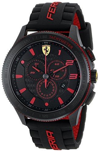 フェラーリ 腕時計 メンズ 0830138 【送料無料】Ferrari Men's 0830138 Scuderia XX Silicone Band Watchフェラーリ 腕時計 メンズ 0830138