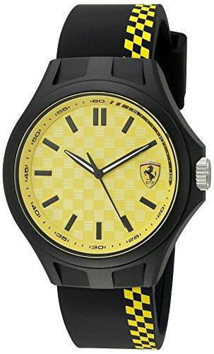 腕時計 フェラーリ メンズ 0830324 【送料無料】Ferrari Men's Quartz Multi Color Casual Watch (Model: 0830324)腕時計 フェラーリ メンズ 0830324