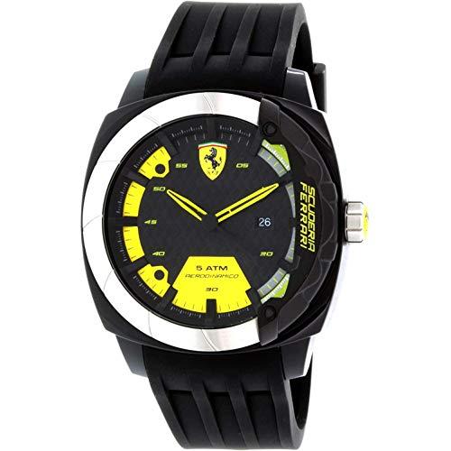 フェラーリ 腕時計 メンズ 830204 FERRARI Men's AERODINAMICO Watch w/ Date, 830204フェラーリ 腕時計 メンズ 830204
