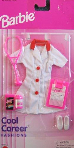 バービー バービー人形 バービーキャリア バービーアイキャンビー 職業 68617 Barbie Cool Career Fashions NURSE Outfit & Accessories (1996 Arcotoys, Mattel)バービー バービー人形 バービーキャリア バービーアイキャンビー 職業 68617