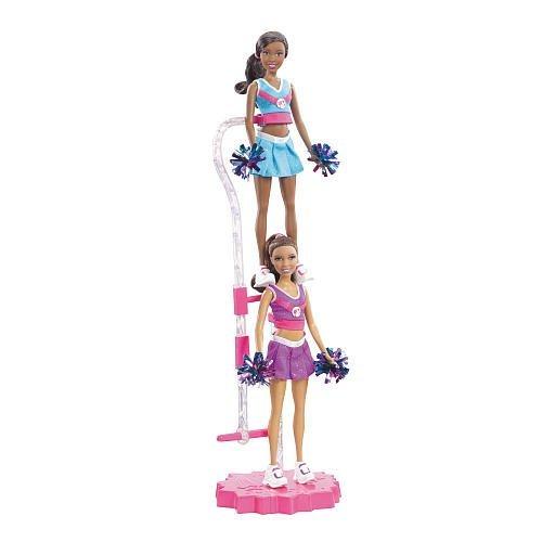 バービー バービー人形 バービーキャリア バービーアイキャンビー 職業 V2945 Barbie I Can Be A Cheerleader Doll Set (AA) - Nikkie and Graceバービー バービー人形 バービーキャリア バービーアイキャンビー 職業 V2945
