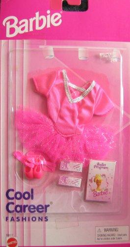バービー バービー人形 バービーキャリア バービーアイキャンビー 職業 68617 Barbie Cool Career Fashions BALLERINA Ballet Outfit & Accessories (1996 Arcotoys, Mattel)バービー バービー人形 バービーキャリア バービーアイキャンビー 職業 68617
