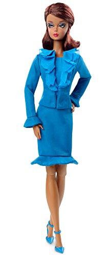 バービー バービー人形 コレクション ファッションモデル ハリウッドムービースター DGW57 Barbie Fashion Model Collection Suit Doll Blueバービー バービー人形 コレクション ファッションモデル ハリウッドムービースター DGW57