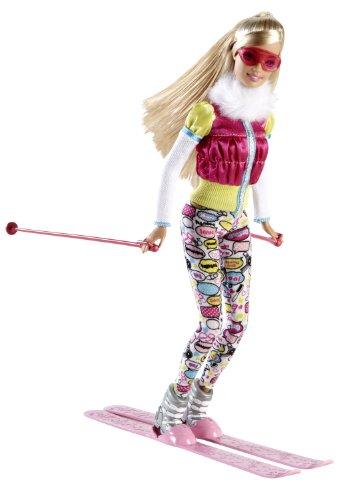バービー バービー人形 バービーキャリア バービーアイキャンビー 職業 V6929 Barbie I Can Be Skier Doll Playsetバービー バービー人形 バービーキャリア バービーアイキャンビー 職業 V6929